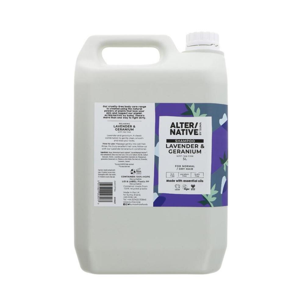 Shampoo - Lavender & Geranium
