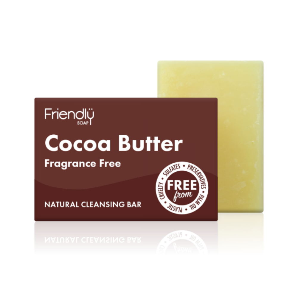 Cleansing Bar - Cocoa Butter