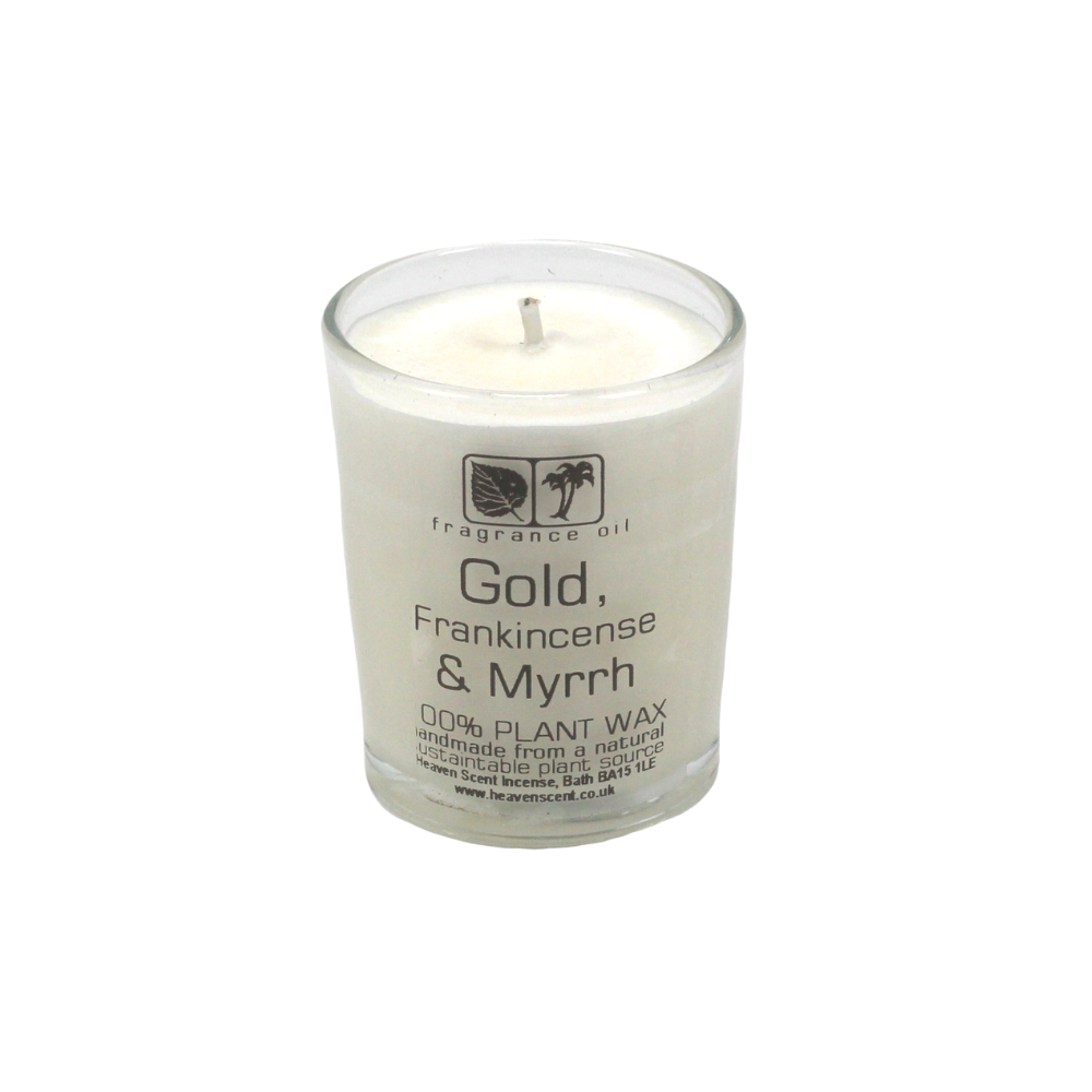 Gold, Frankincense and Myrrh Soy Wax Candle