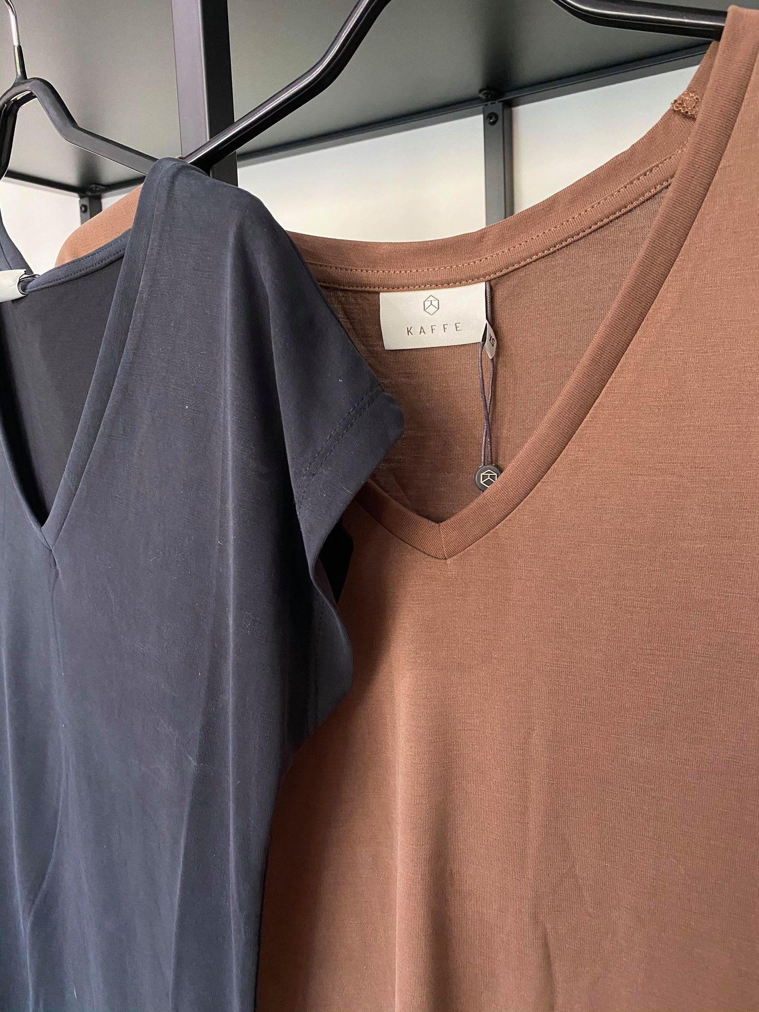 KA Lise ss t-shirt mustang