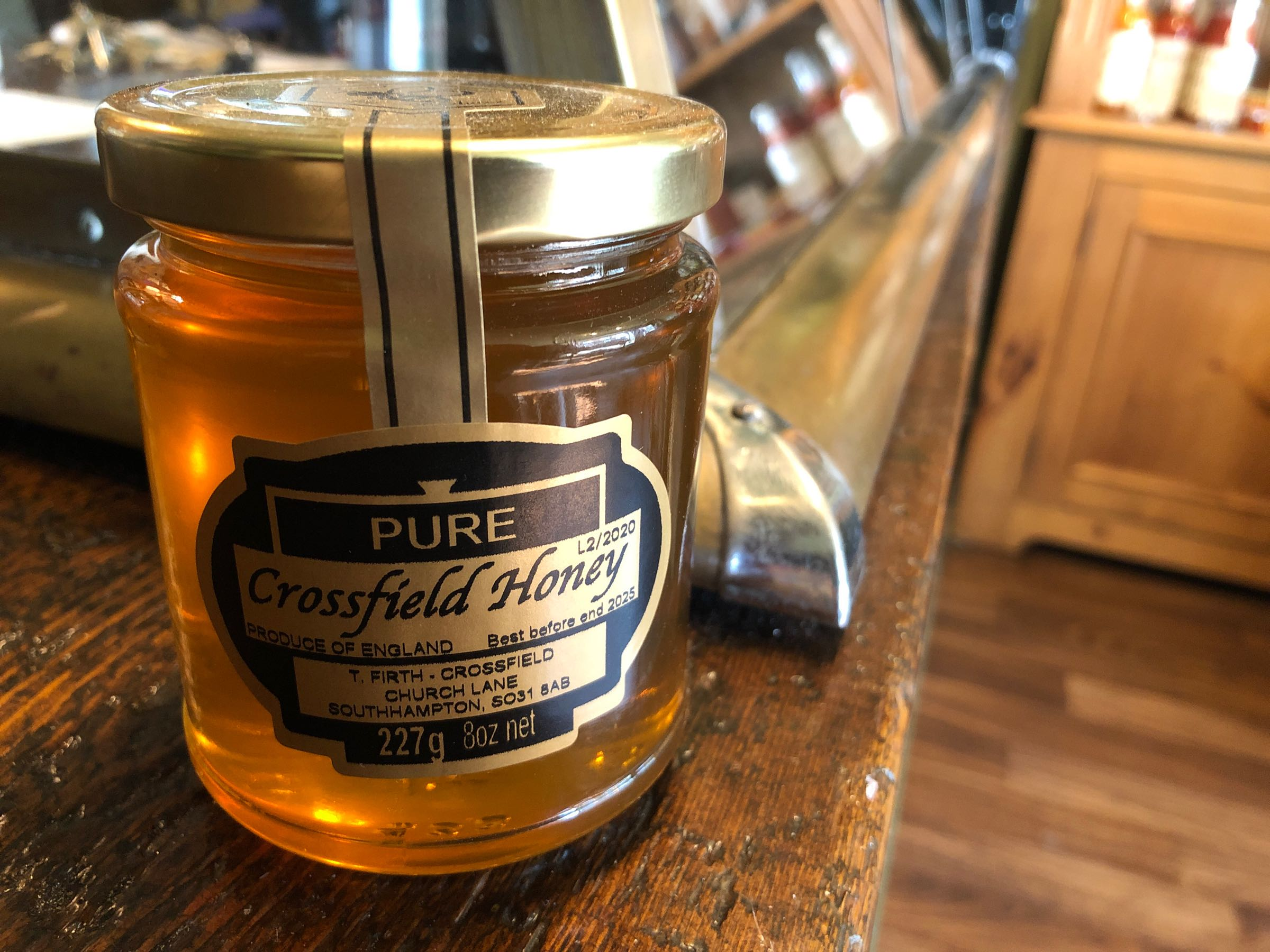 Local Honey 227g