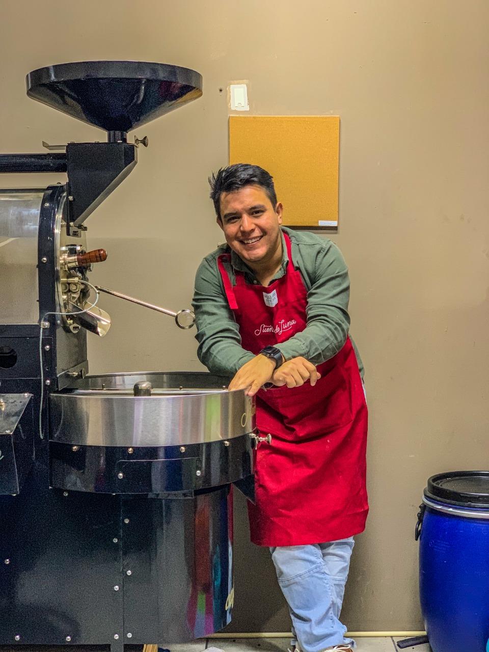 CAFE DE ESPECIALIDAD SUENO DE LUNA S DE RL DE CV
