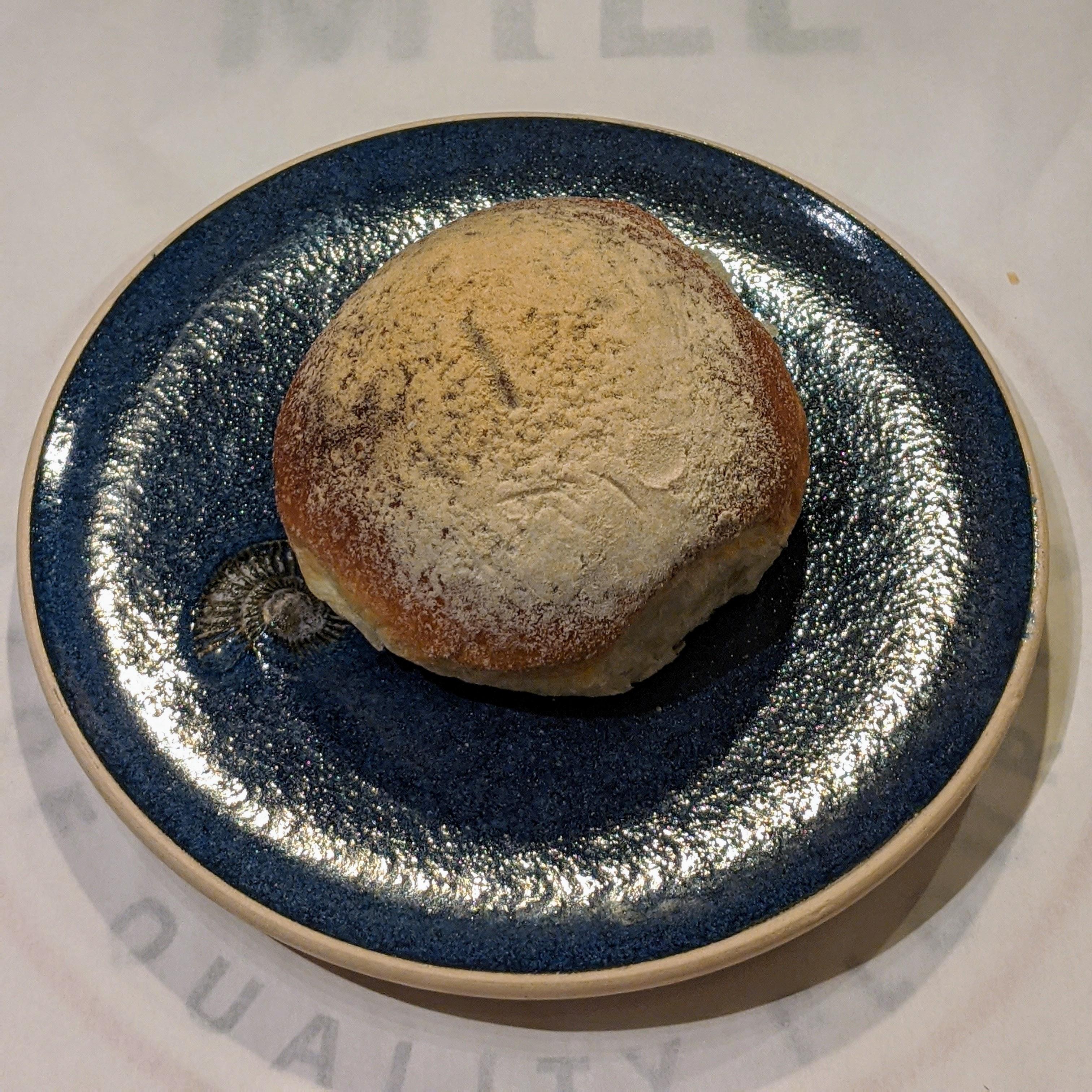 (SAT) Brioche Floury Bap
