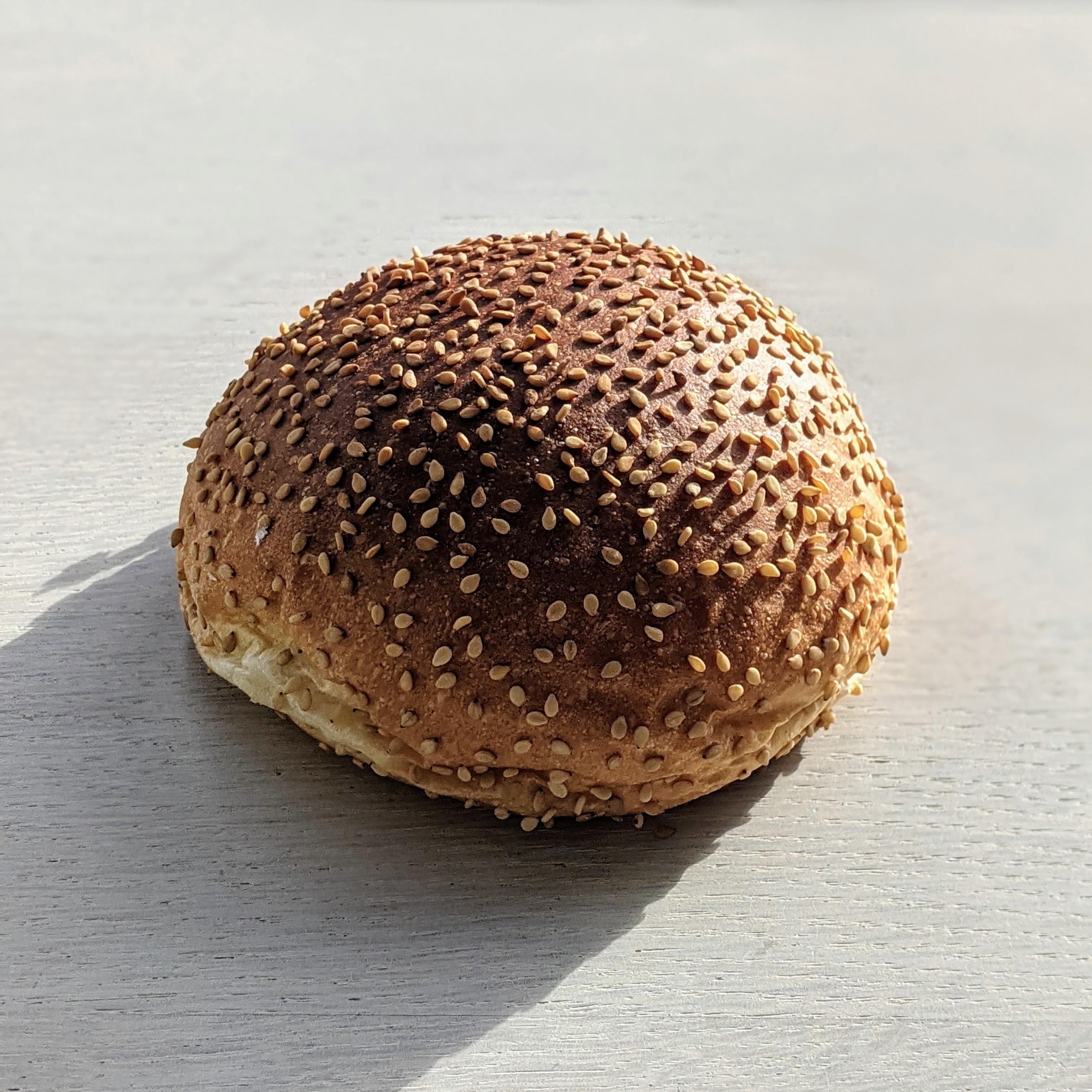 (SAT) Brioche Burger Bun