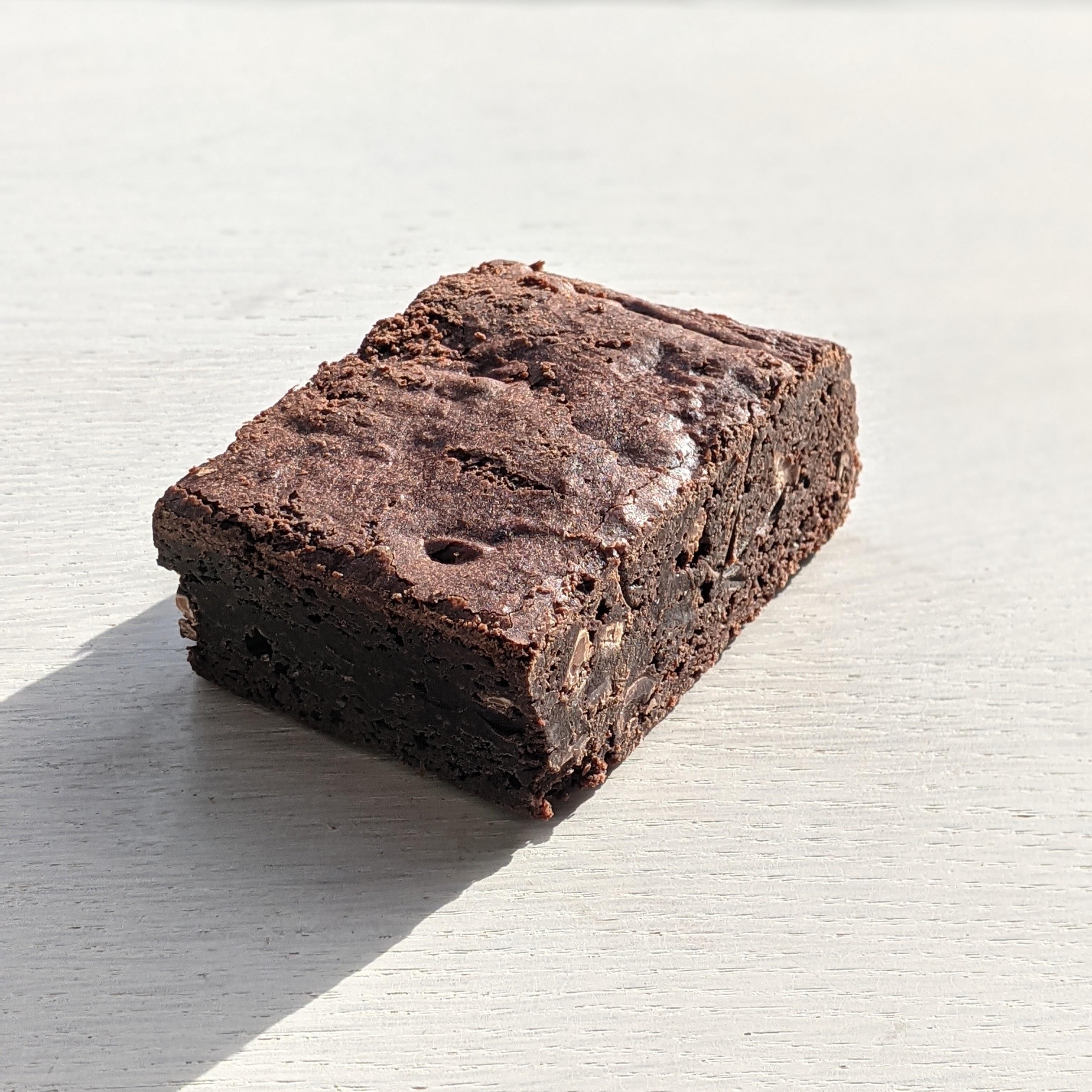 (SAT) Triple Chocolate Brownie