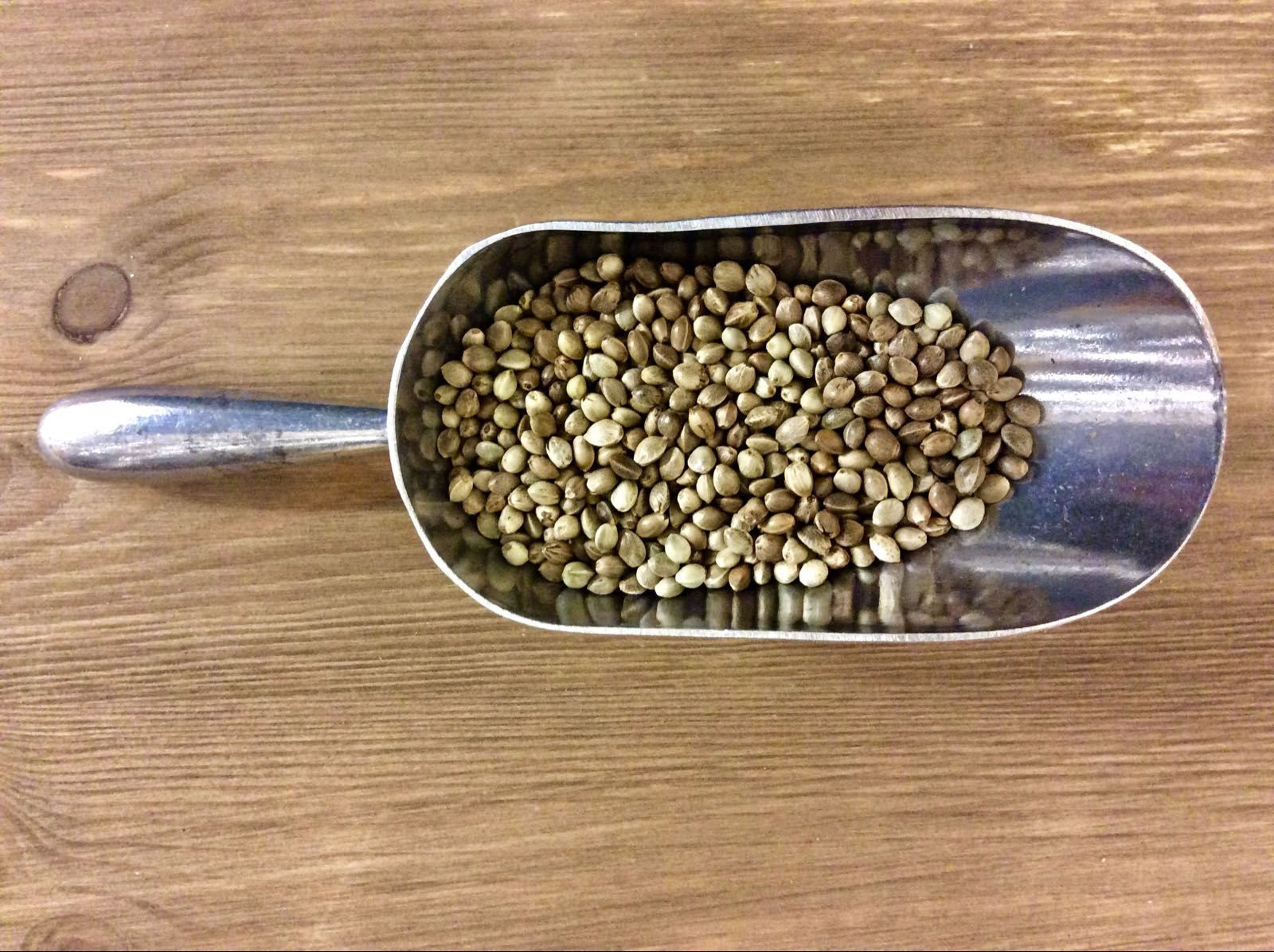 Hemp Seeds (Organic)
