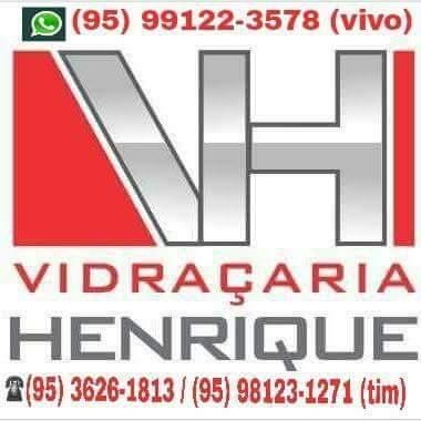 VIDRAÇARIA HENRIQUE