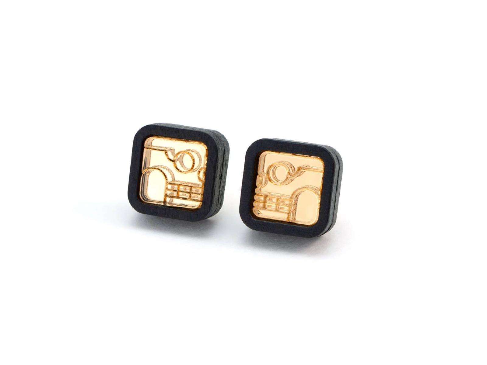 Mystic Forms - KIMI Mini Stud Earrings