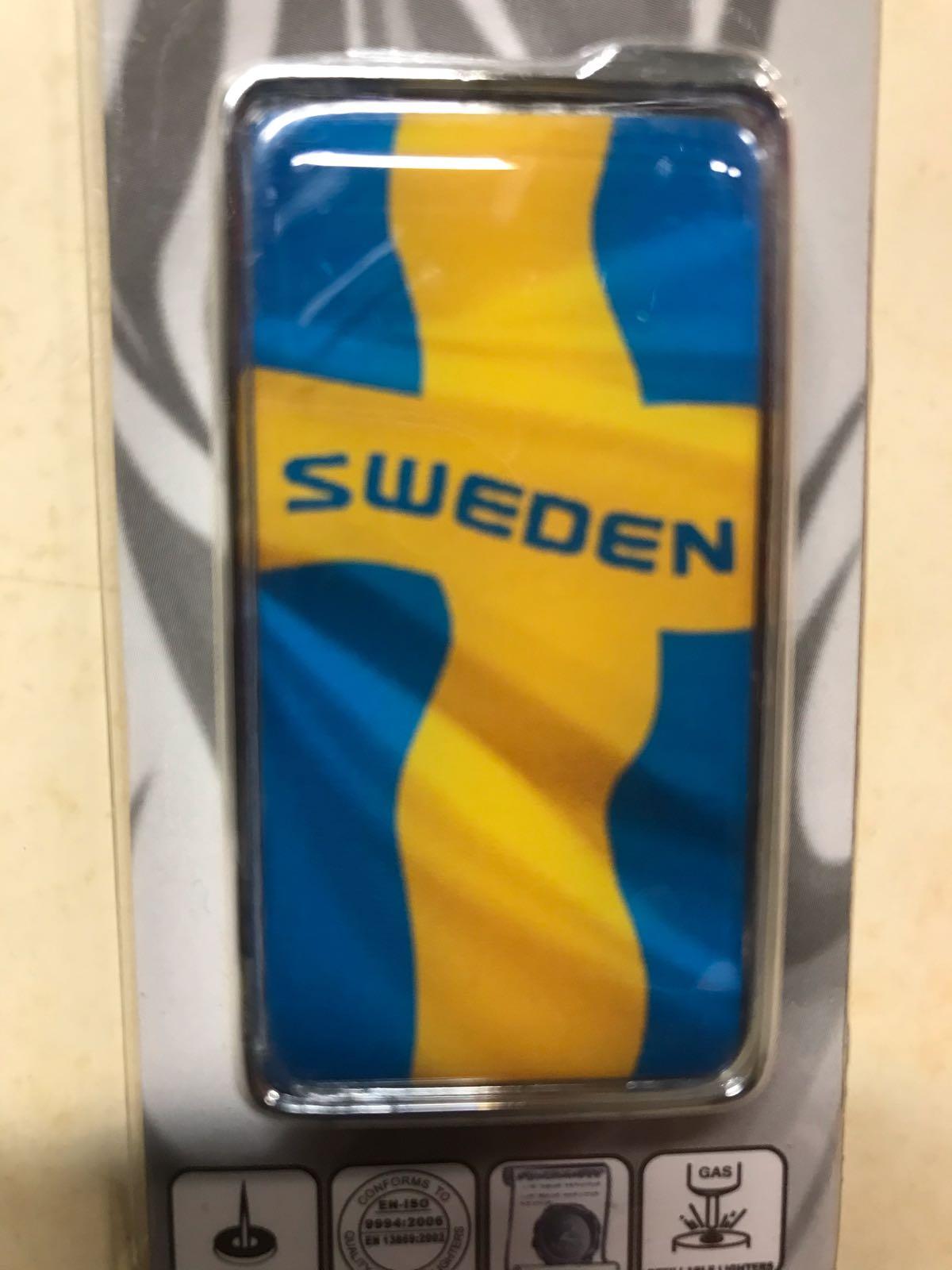 Tändare Sweden