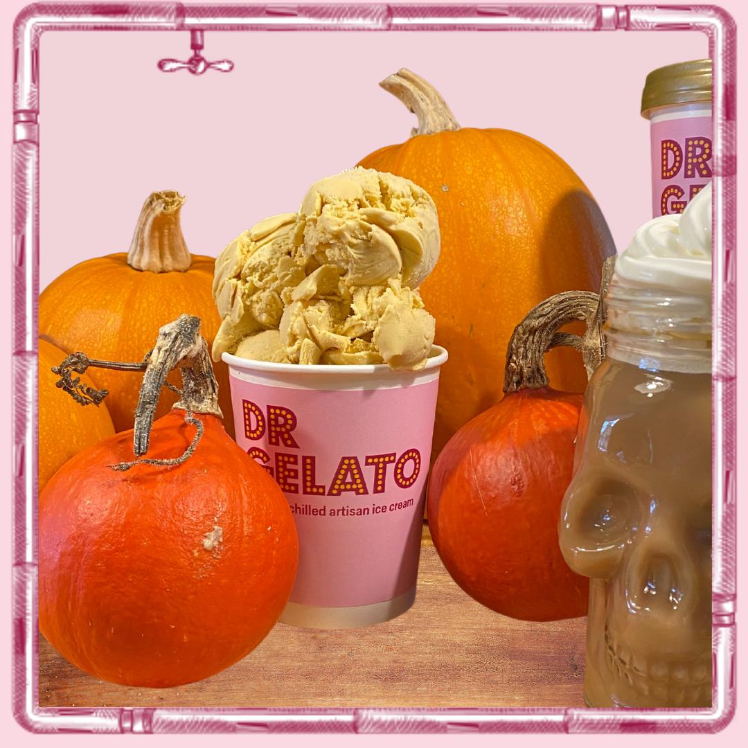 Pumpkin Spice Latte (GF)