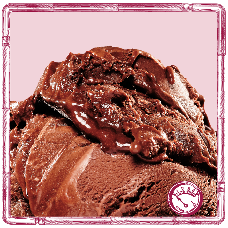 Dark Chocolate Sorbet 500ml