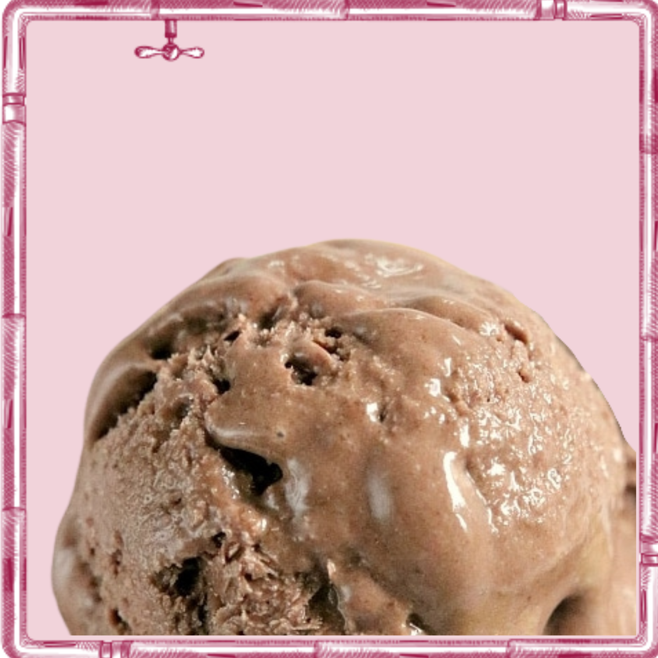 Chocolate Banana gelato (GF)