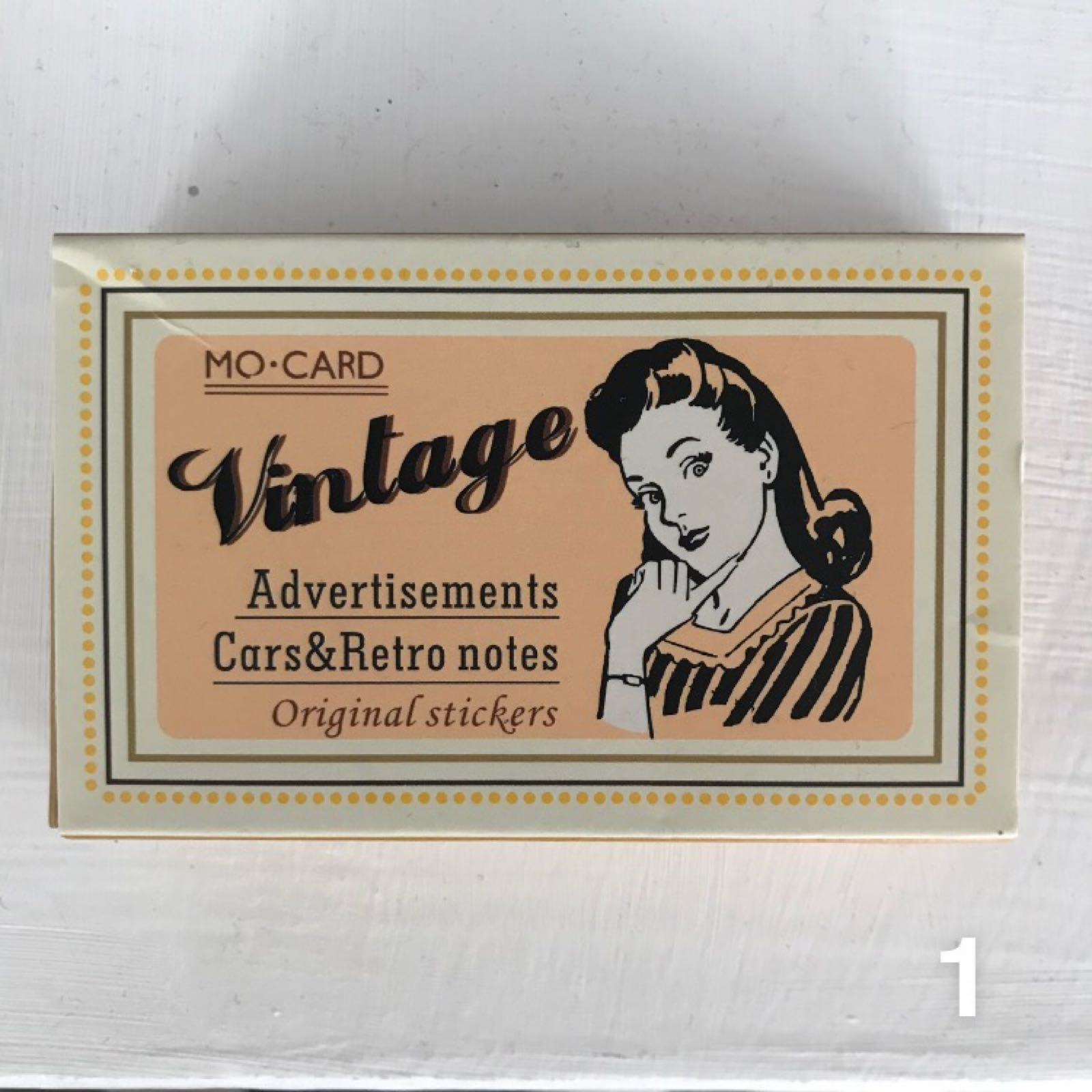 Vintage-tarrat