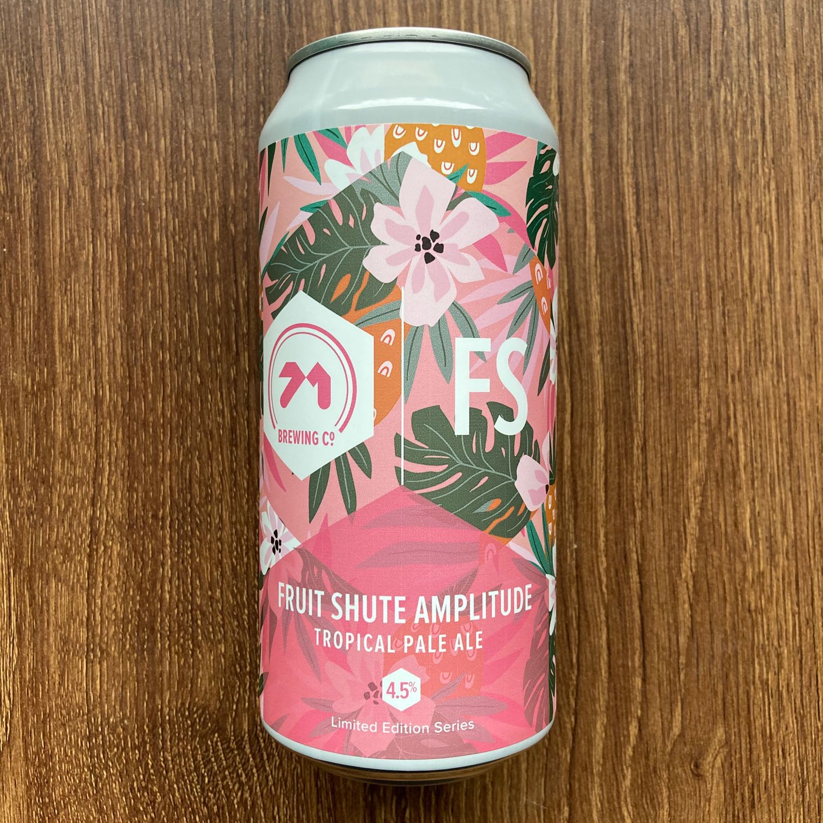 71 Brewing - Fruit Shute Amplitude