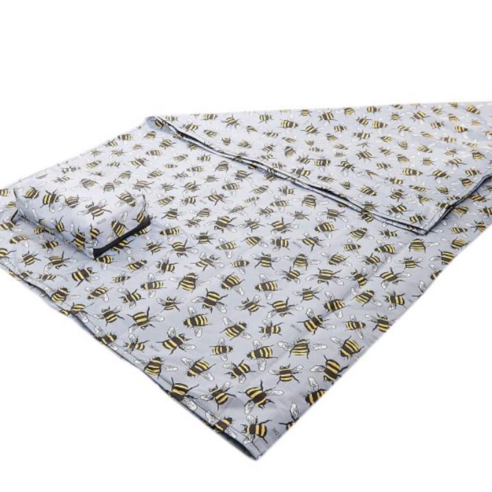 'Bees' Foldable Picnic Blanket