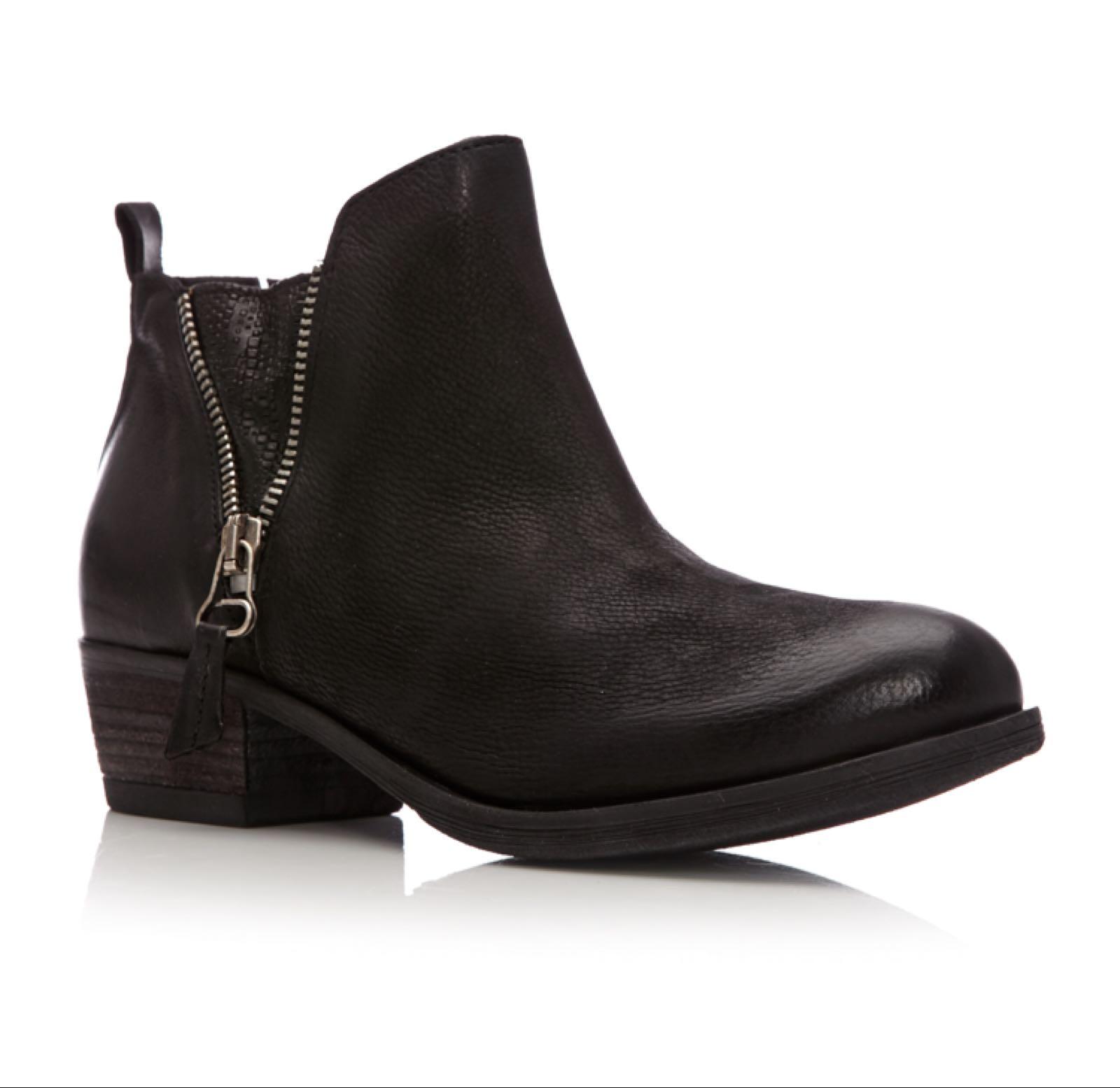 Moda in Pelle Bestifall Black Leather