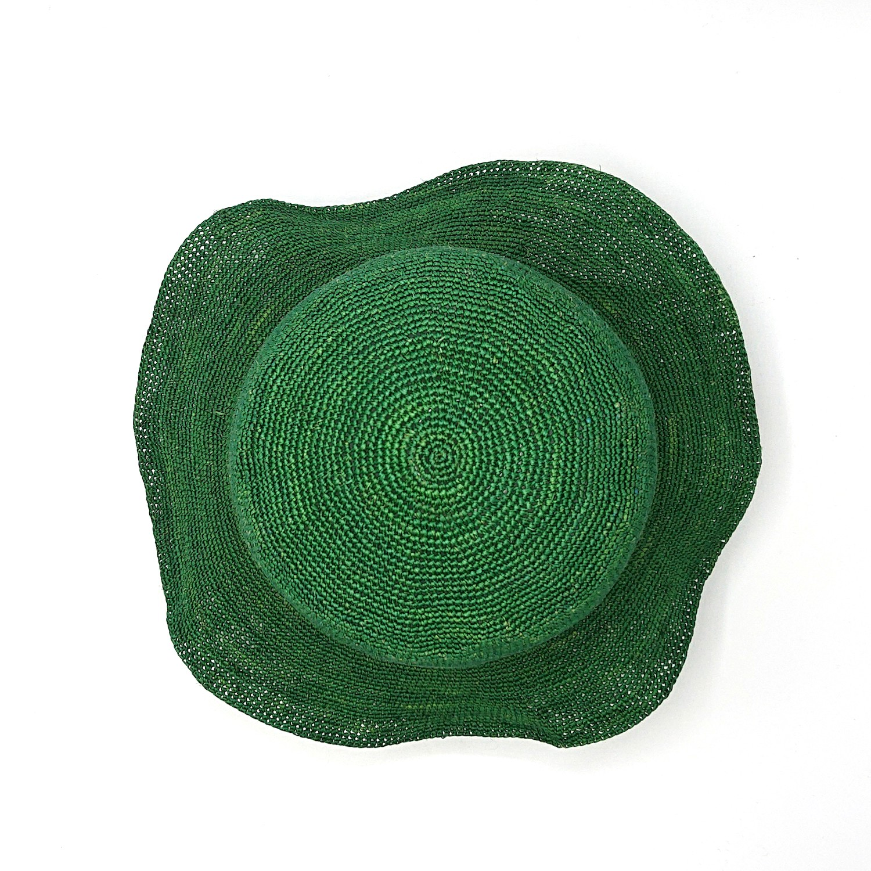 Ecua-Andino Hippie Dark Green