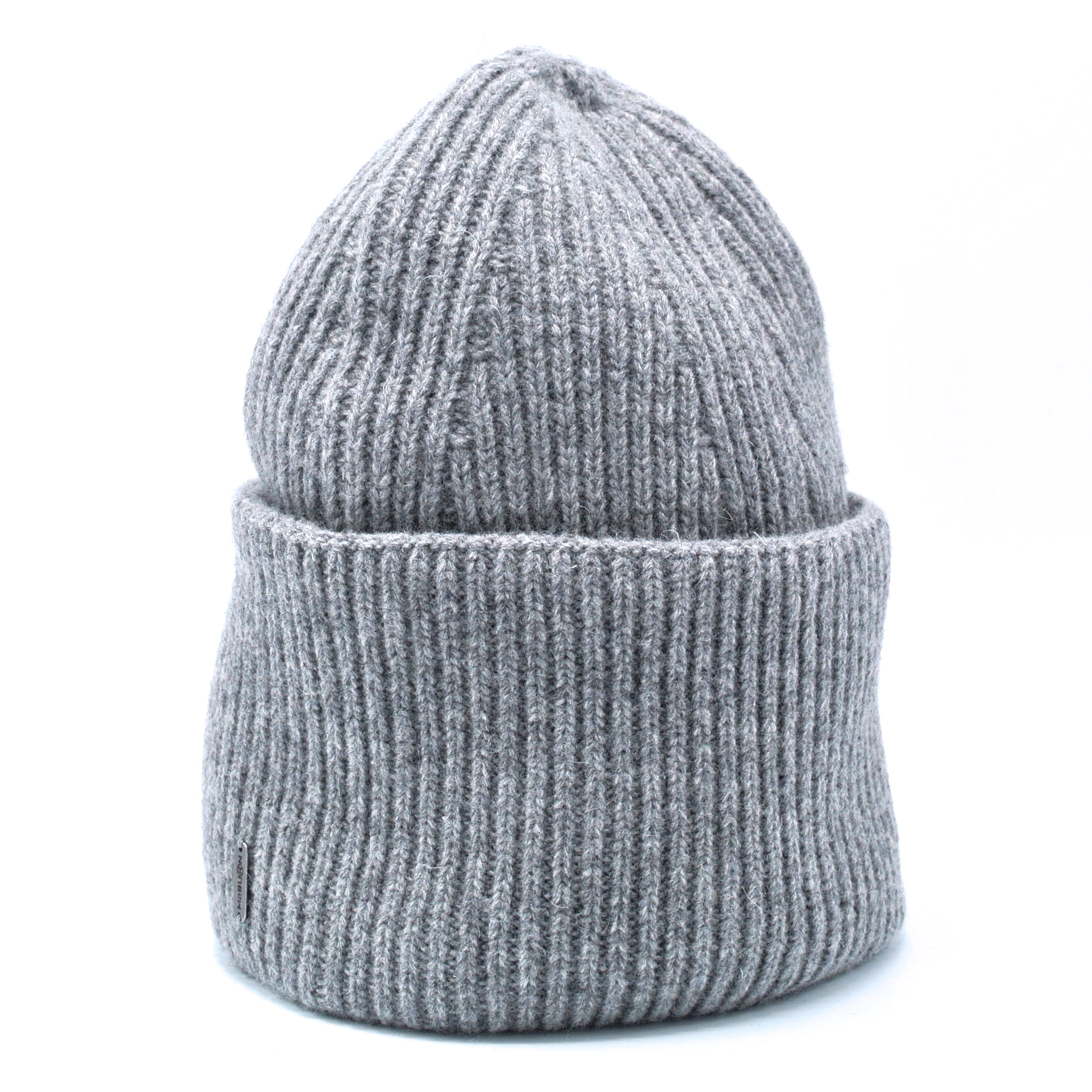 Mc Burn Beanie Wool Grey