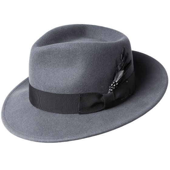 Bailey Fedora Graphite