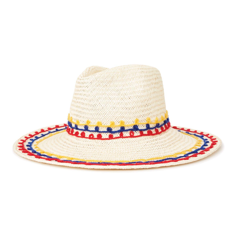 Brixton Joanna Emb Hat