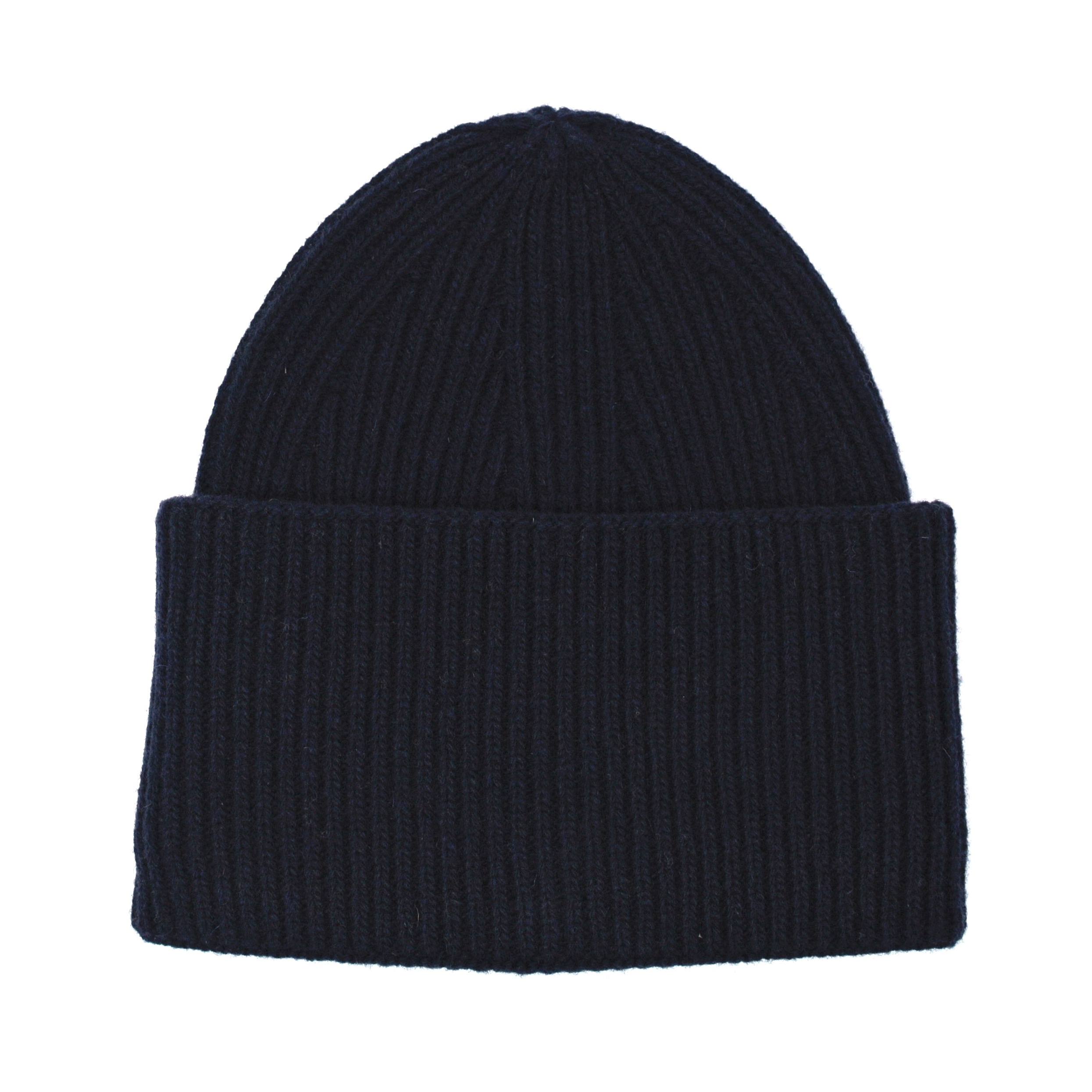 Mc Burn Beanie Wool Dark Blue