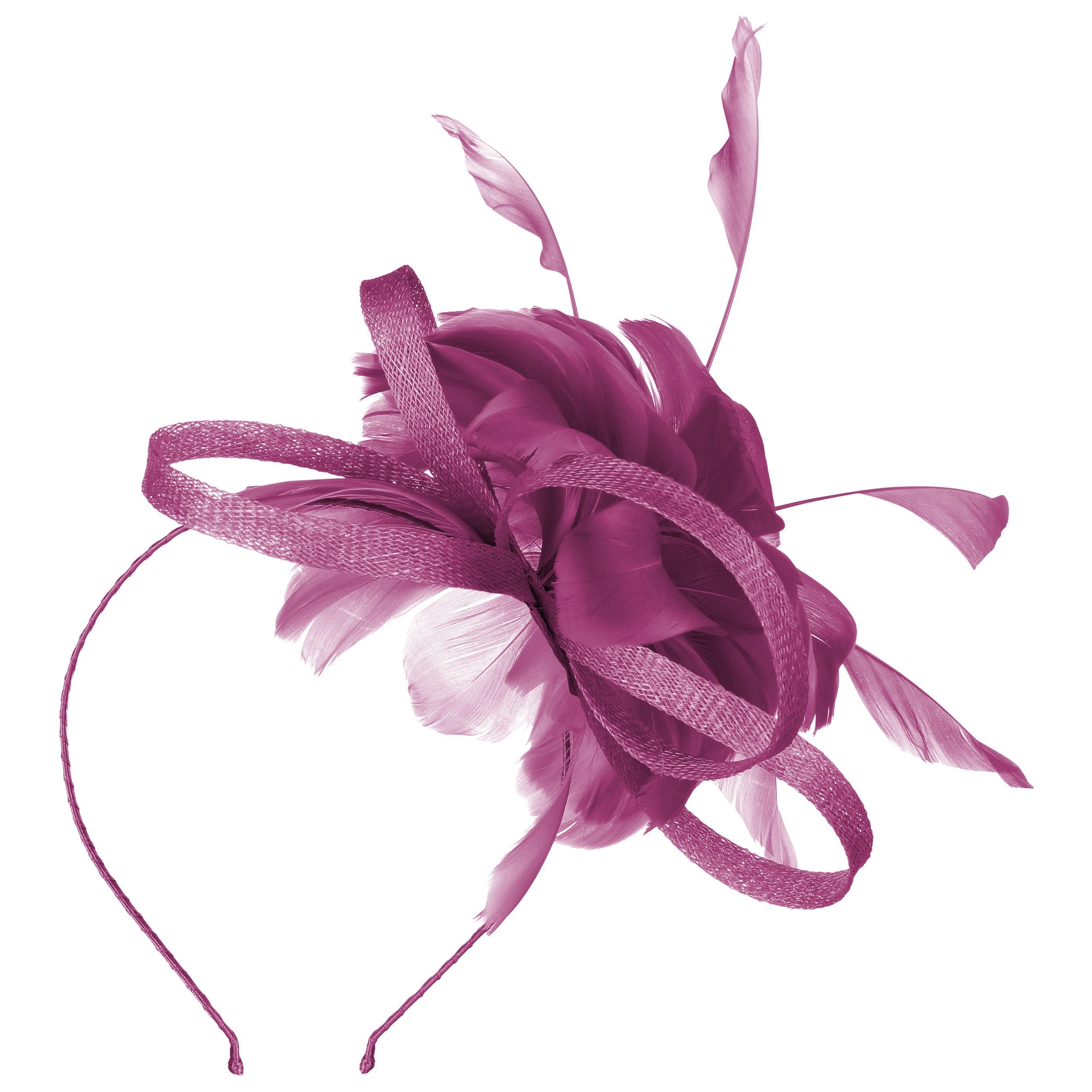 Mc Burn Fascinator Flower - Flera färgval