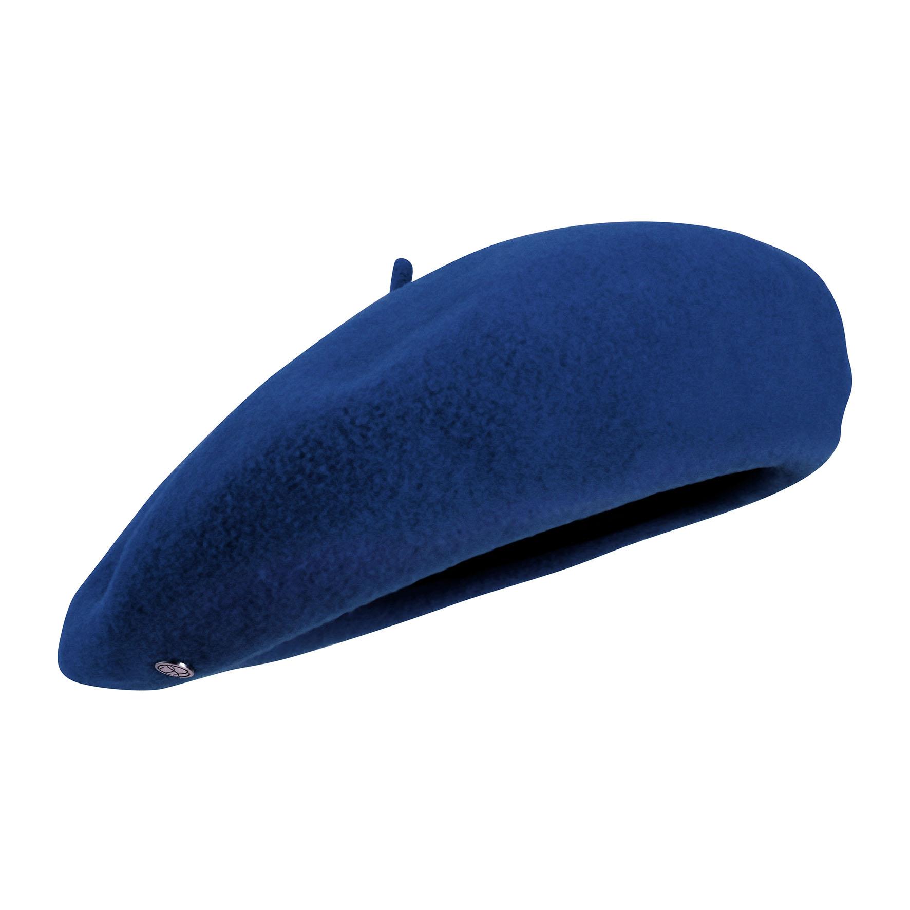 Laulhère Beret Authentique Royal Blue