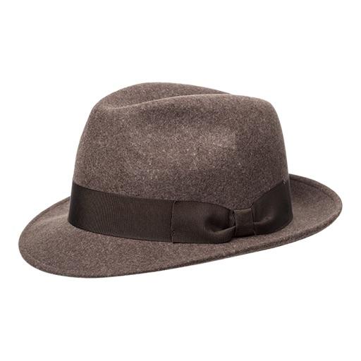 Wigéns Tokyo Hat Brown
