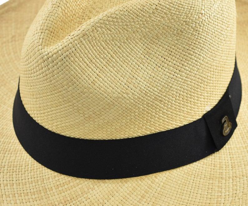 Ecua-Andino Panama Classic Large Brim Black