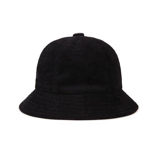 Brixton Essex Bucket Hat Black