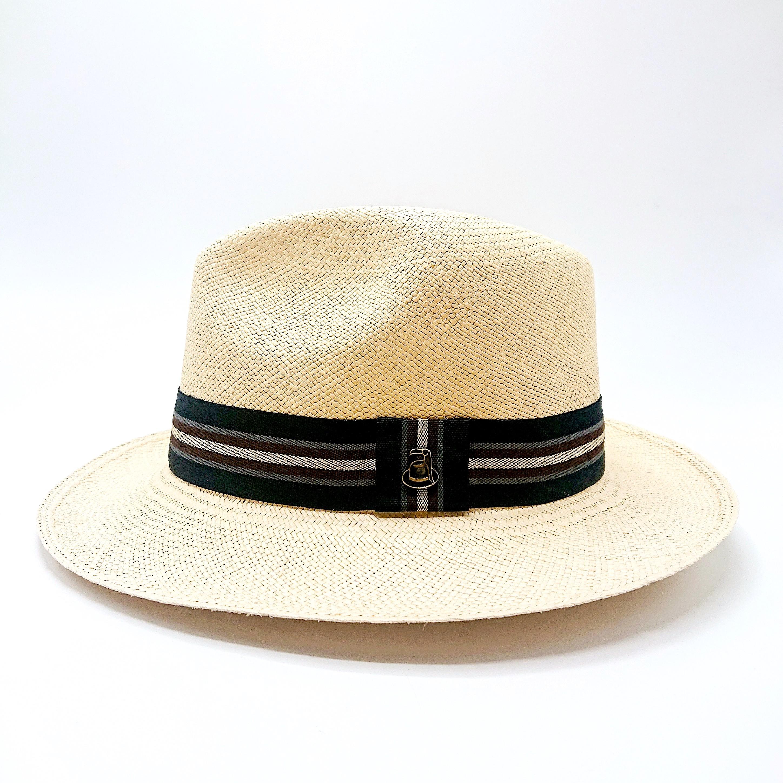 Ecua-Andino Panama Classic Natural Stripe