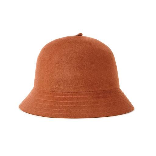 Brixton Essex bucket Hat Rust