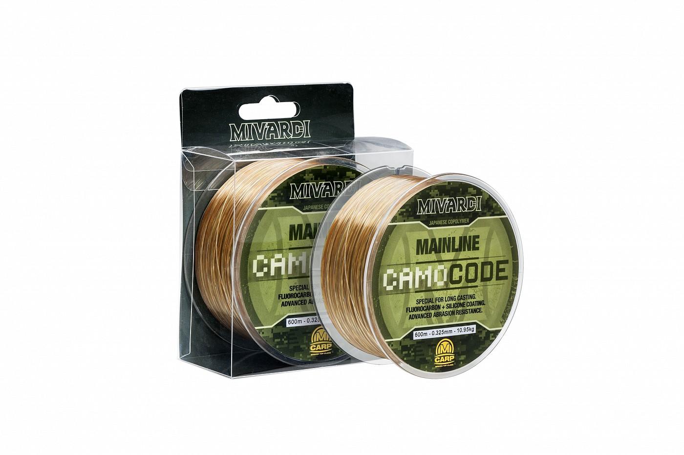 MIV-LCM12038 CamoCODE Mainline 0.385mm 1200m 1200m 0.385mm