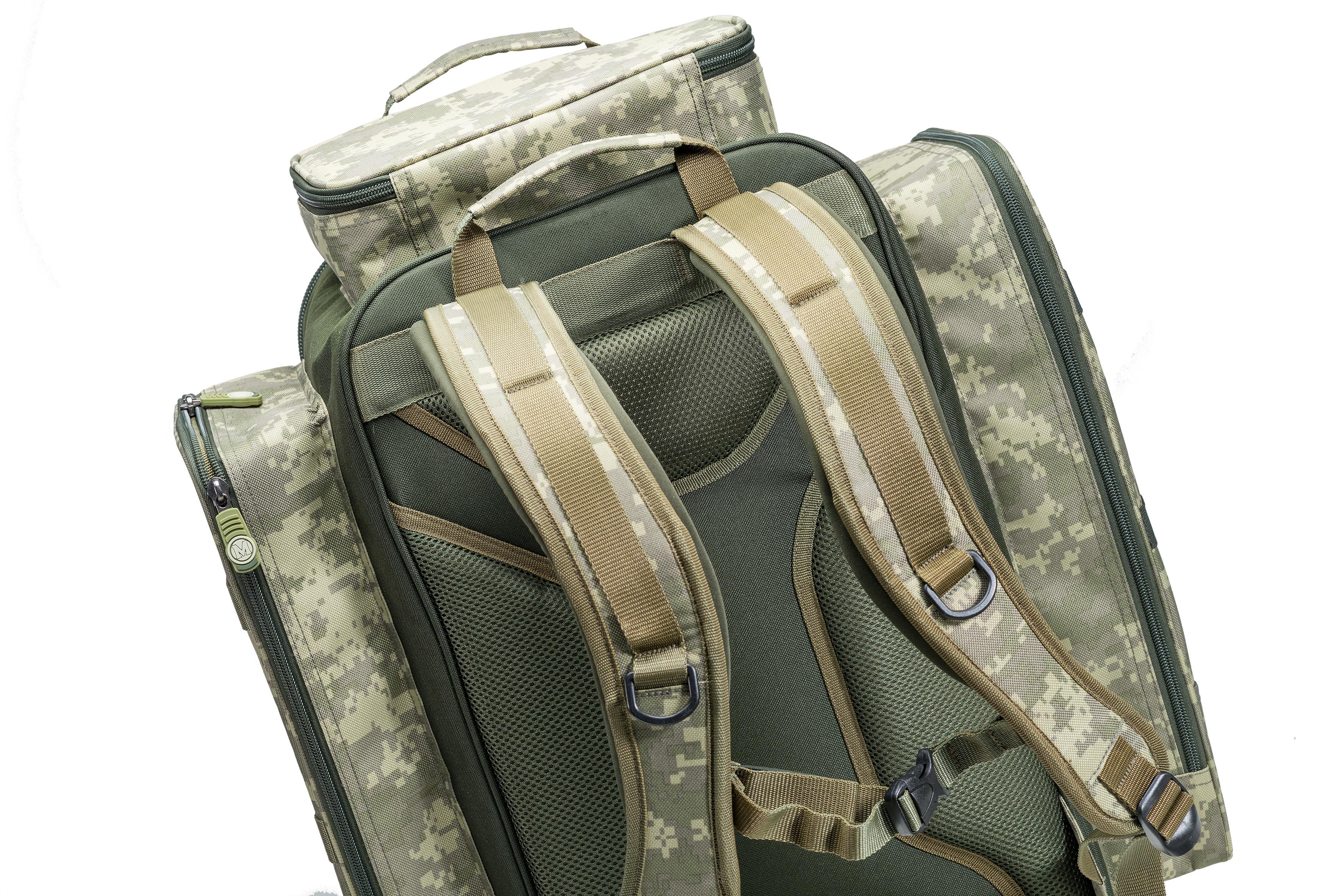 M-BPCCCXL Bagpack CamoCODE Cube XL