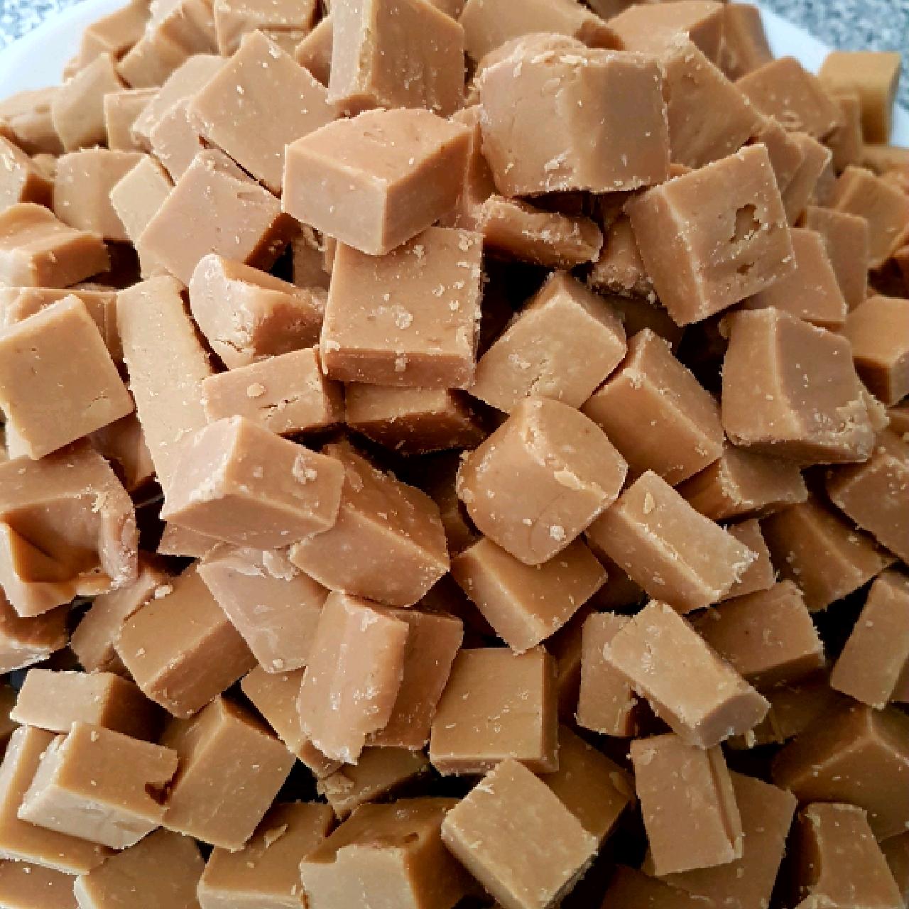 Honey & Vanilla fudge
