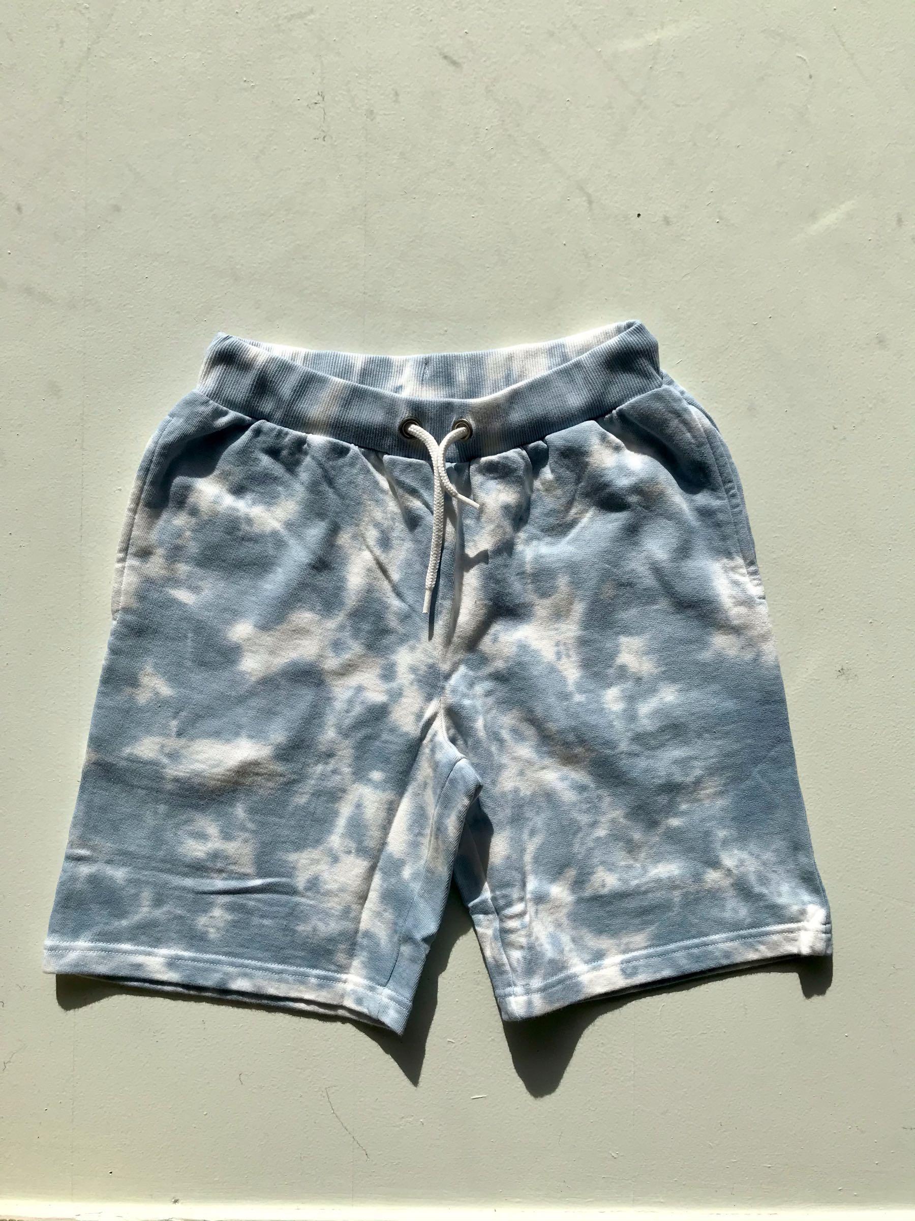 Blues Batic Jog Shorts