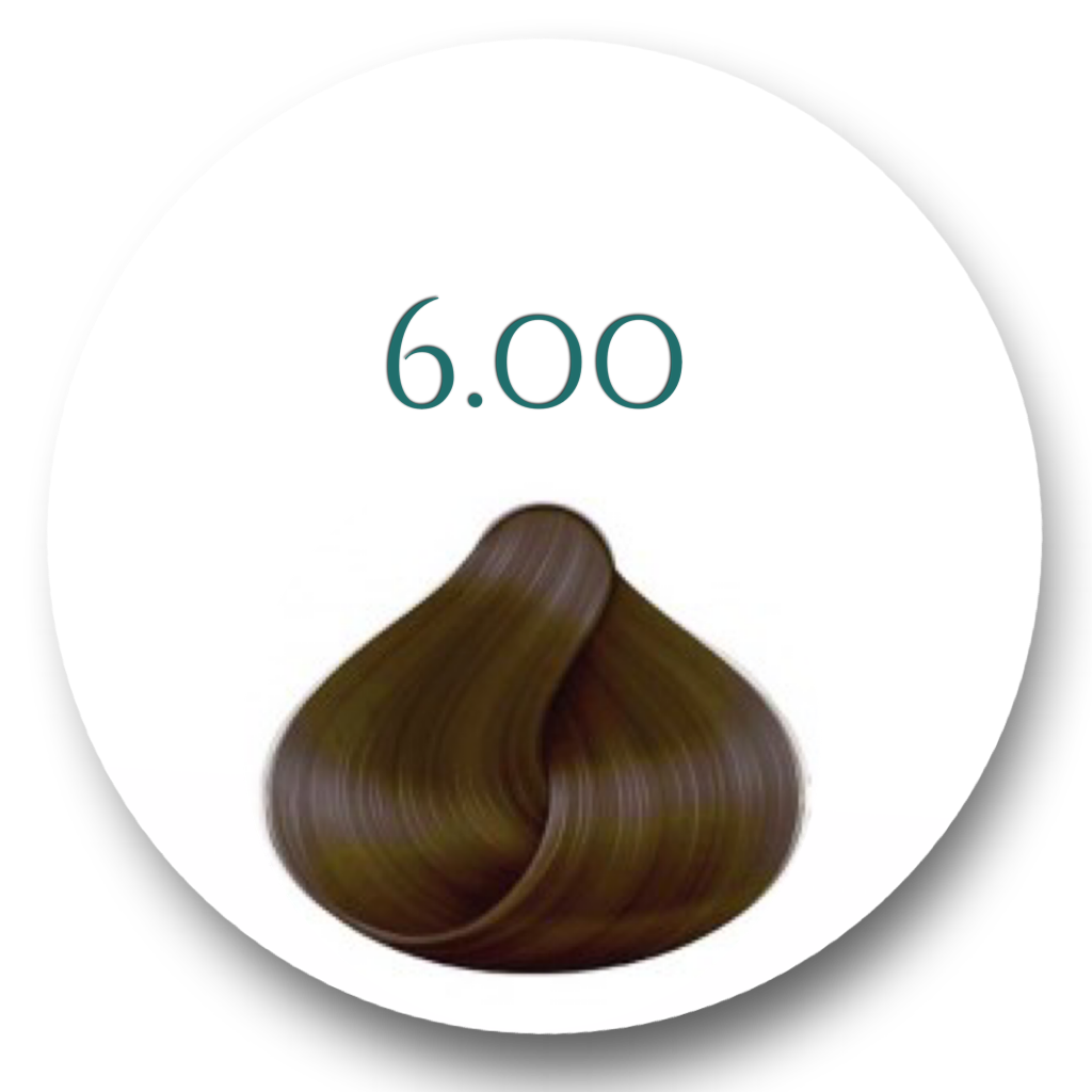 6,00 Intens Mørk Brun Hårfarve