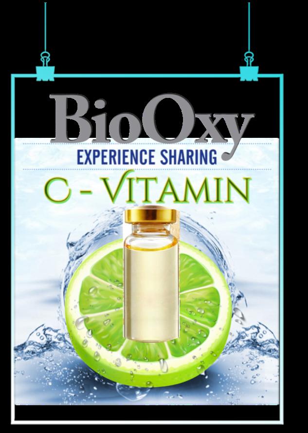 C-vitamin 10ml BioAqua