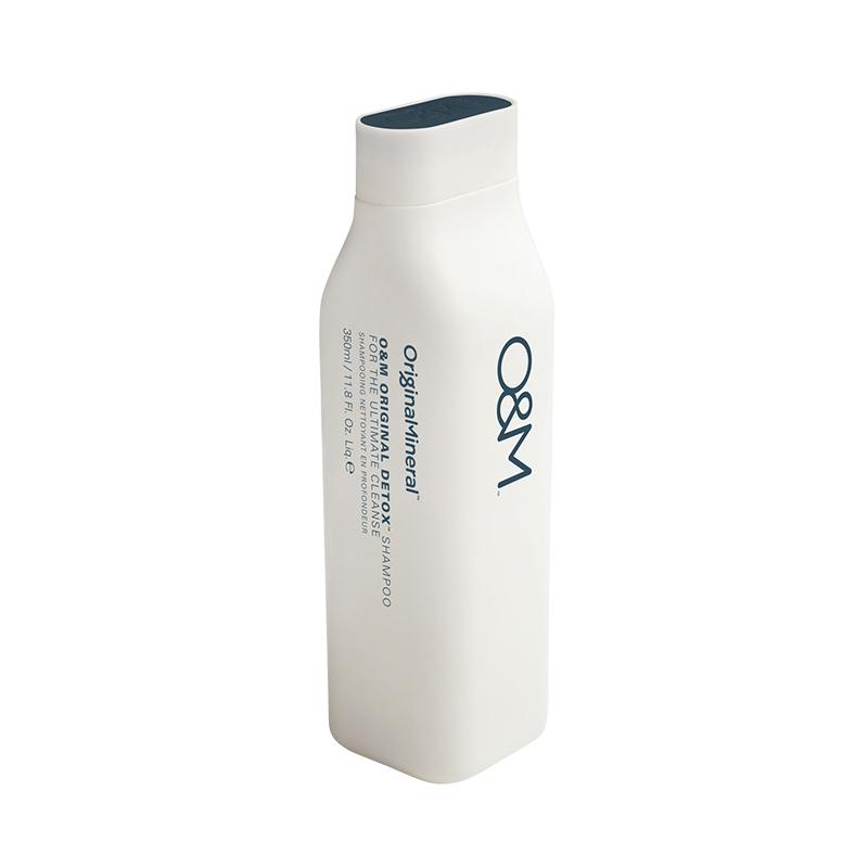 O&M Detox Shampoo  350 ml
