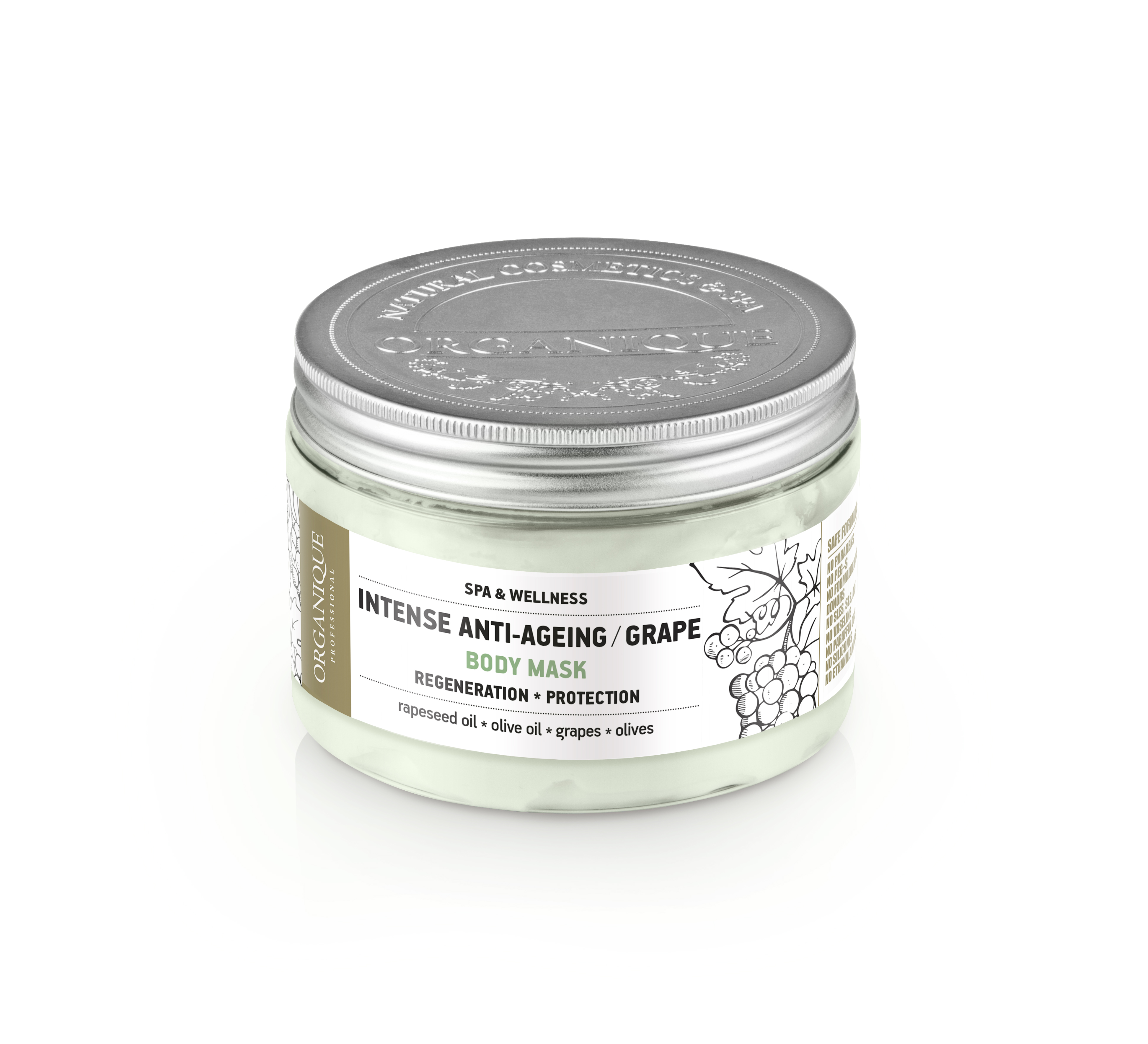 Antiage KropSerie BodyMask Antiage Grapes