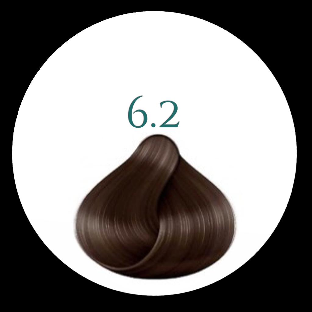 6,2 Mørk Nordisk Blond