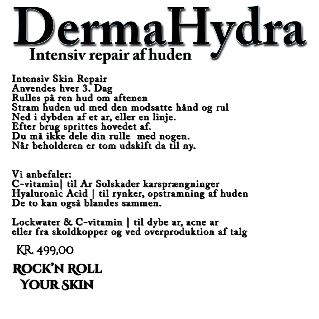 Derma Hydra Intensive Skin Repair