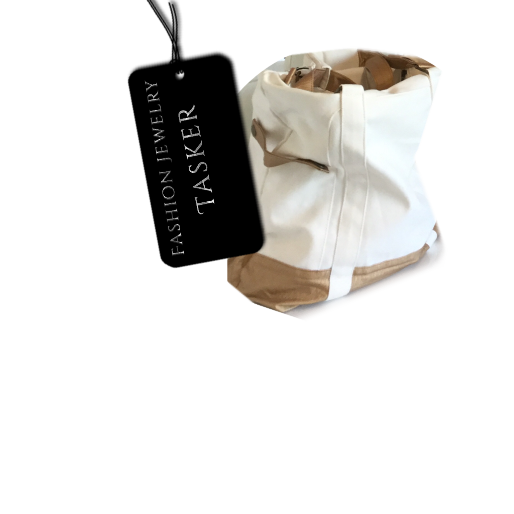 Taske hvid indkøbstaske