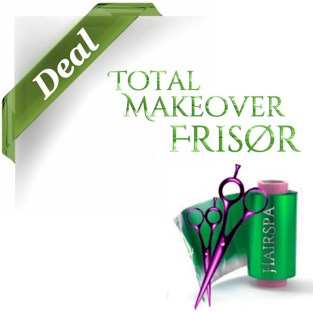 Total Makeover  Frisørbehandling