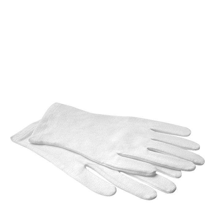 Bomuldshandsker Hvide