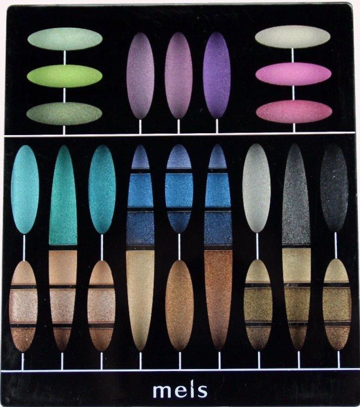 MakeUp Palette 27 farver