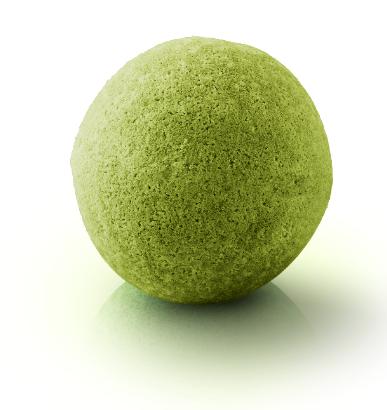 Badebombe Grønne Druer
