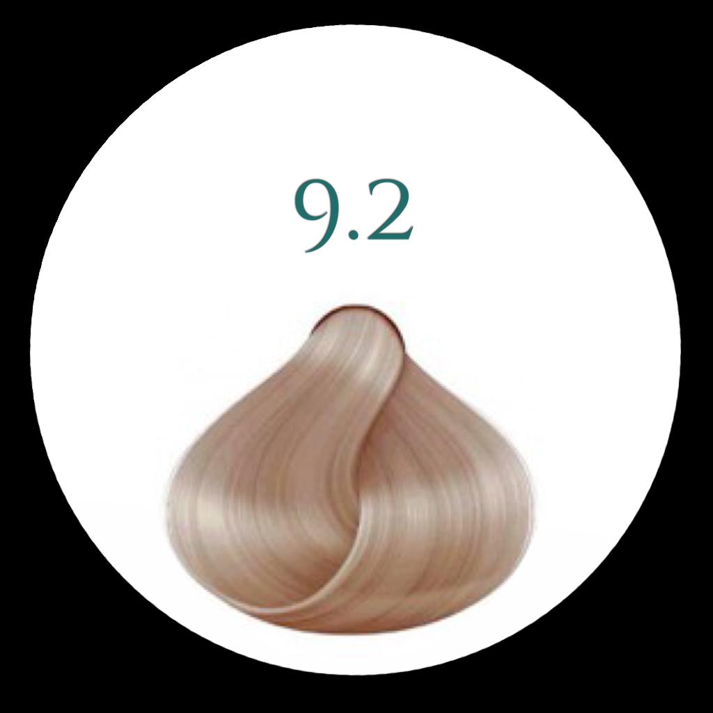 9.2 Hårfarve Very Light Nordic Blond 100ML