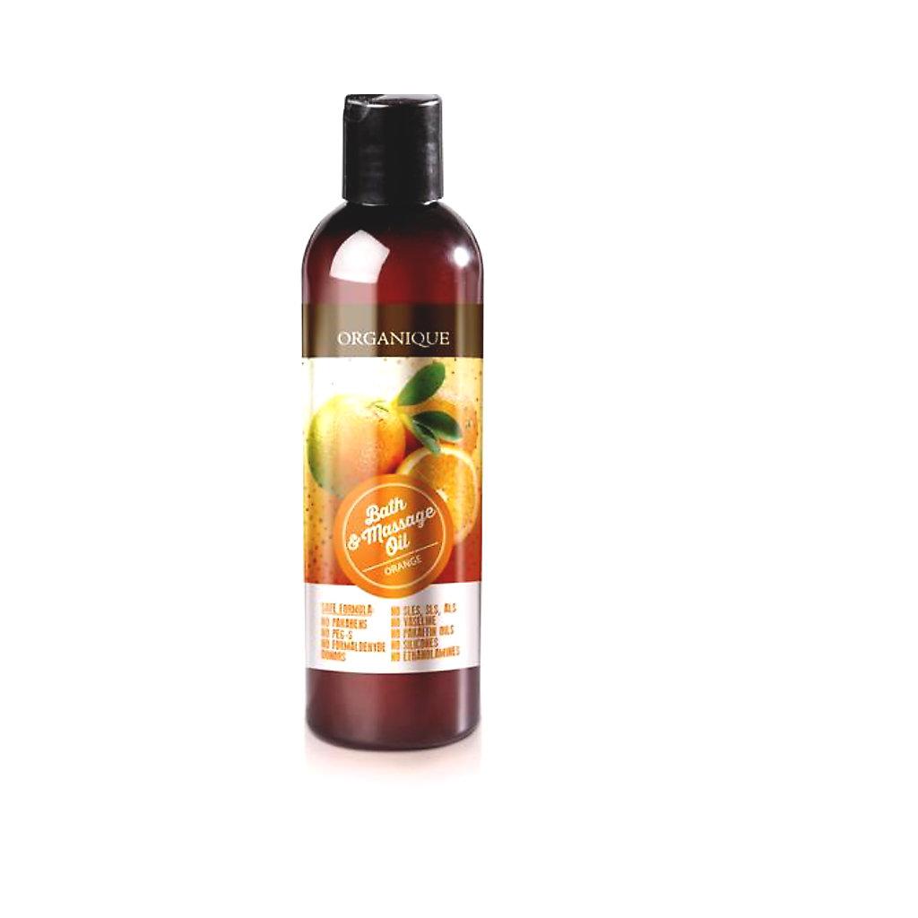Badeolie | Massage Olie Appelsin