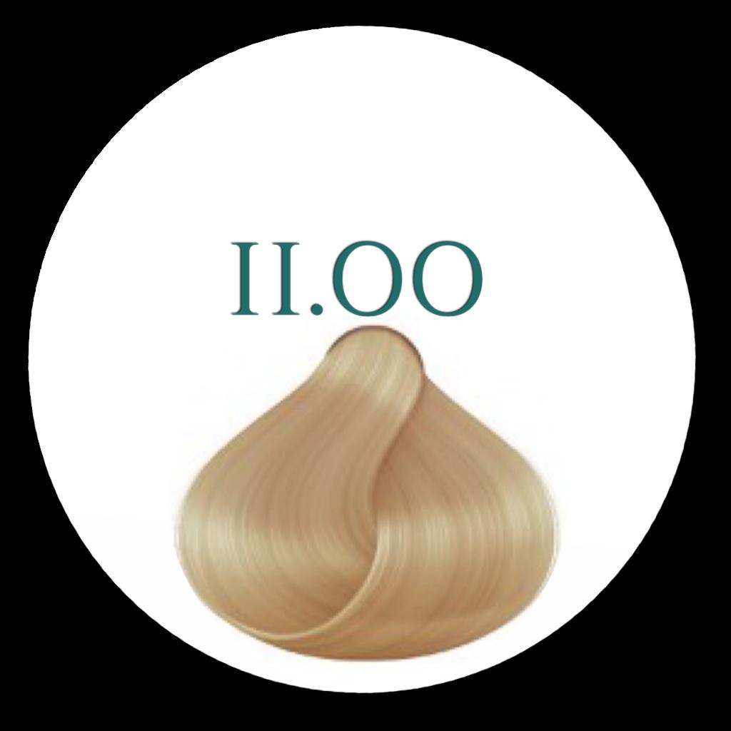11.00  Meget intens lys blondHårfarve